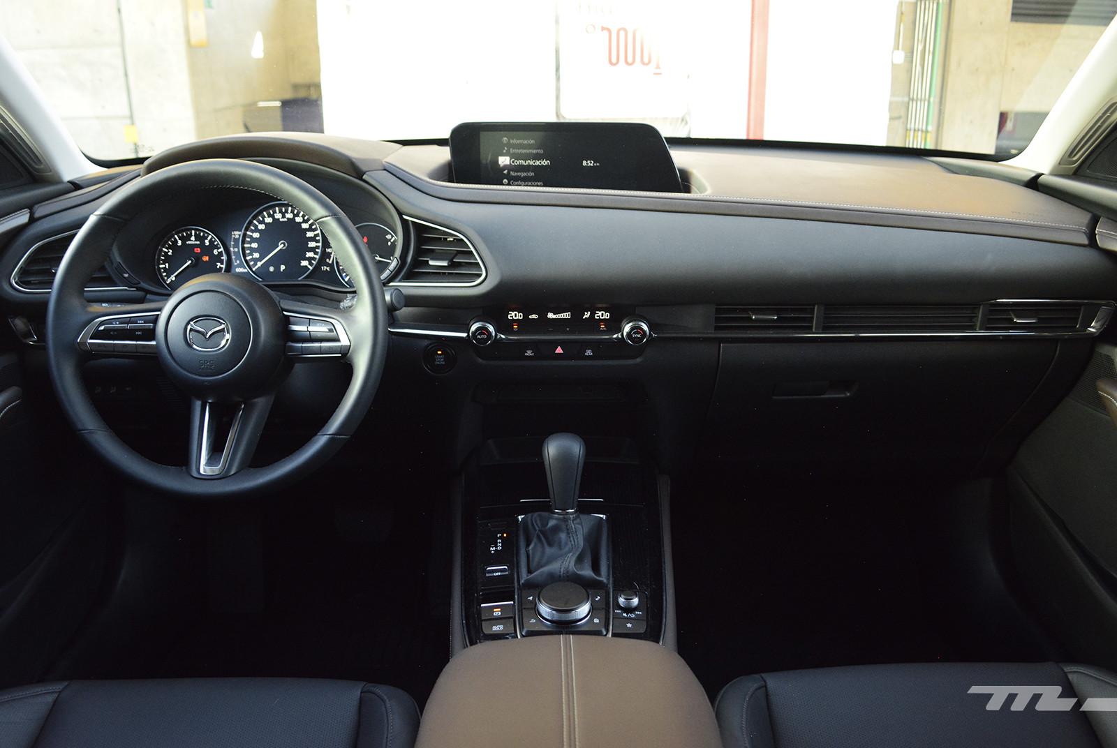 Foto de KIA Seltos vs. Mazda CX-30 (comparativa) (19/32)