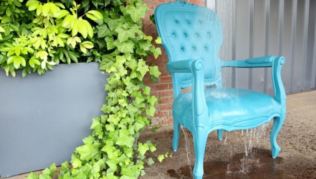 Tendencia 39 wet 39 muebles ligeros y resistentes al agua son for Laca al agua para muebles