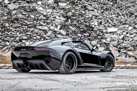 Rezvani Beast Alpha X Blackbird 2018 5