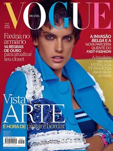 ¿Y si Alessandra Ambrosio se pasase al pixie?