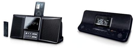 iLuv i168 y i169, radio despertadores con radio HD