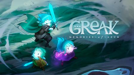 'Greak: Memories of Azur': el espectacular videojuego creado en México con todas sus animaciones dibujadas a mano, llegará en 2020