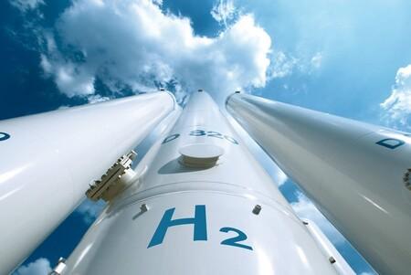 Hidrógeno depósito