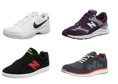 7 chollos en tallas sueltas de zapatillas Nike, New Balance o Helly Hansen en Amazon