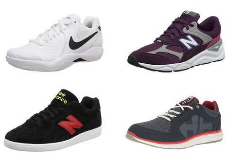 7 chollos en tallas sueltas de zapatillas Nike, New Balance o Helly Hansen en Amazon