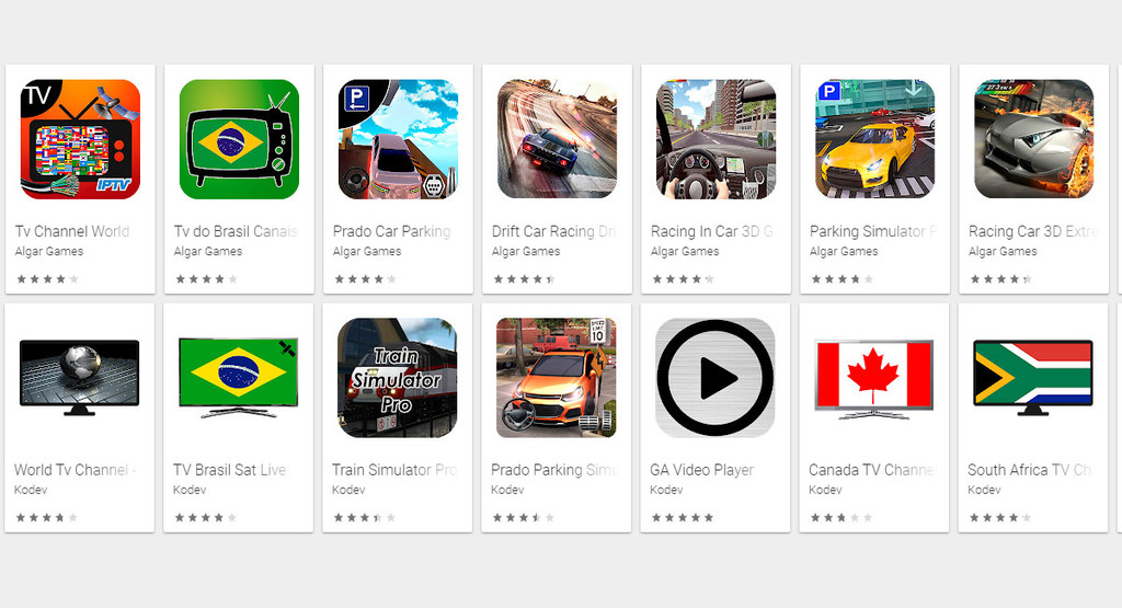 Google removes 85 apps fake with millions of downloads that the only thing they did was show ads