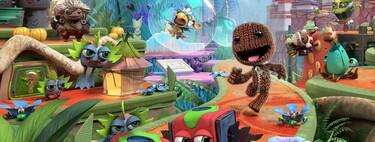 Análisis de Sackboy: Una aventura a lo grande de PS5, plataformas y risas para todos