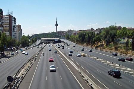 Los 10 radares de Madrid con más multas en 2020