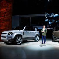 Los coches de hidrógeno serán más viables para Jaguar Land Rover que los 100% eléctricos... por el peso