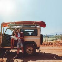 Cómo organizar un road trip y no morir en el intento