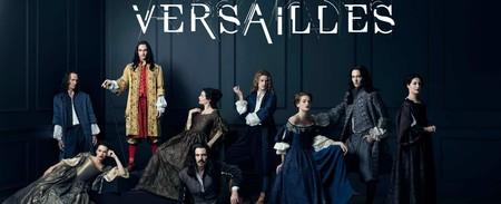 'Versailles' engancha con sus tramas palaciegas situadas en una auténtica jaula de oro