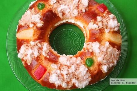 Paseo por la Gastronomía de la Red: recetas de Rosca de Reyes