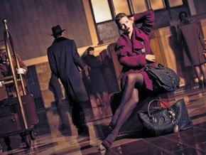 Kate Moss repite como imagen de Donna Karan