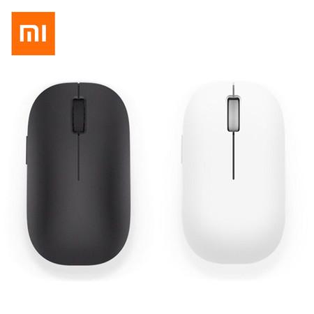 Oferta Flash: ratón inalámbrico Xiaomi Mi Wireless Mouse por 9,66 euros y envío gratis