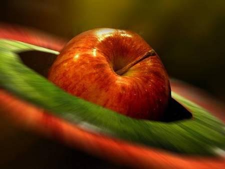 Lucha contra los granitos con manzana