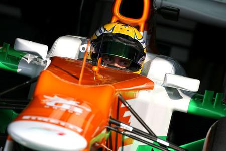 Luiz Razia lucha por un sitio en la Fórmula 1
