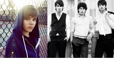 Jonas Brothers denuncian a Justin Biebber, pelea de... ¿gallos?