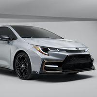 """El Toyota Corolla Apex Edition estrena chasís """"para pista"""" y mucho carácter deportivo"""