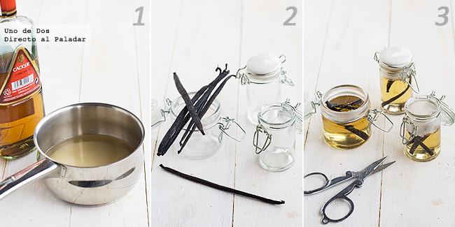 Cómo hacer esencia de vainilla casera paso a paso