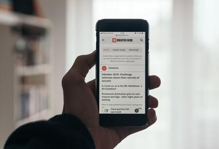 Cómo guardar una página web en PDF con captura de pantalla en el iPhone
