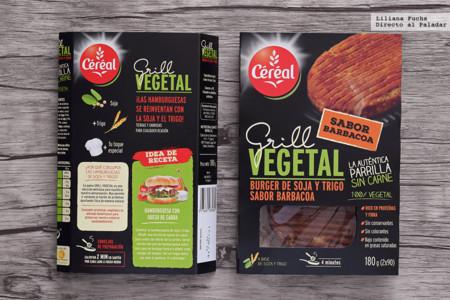 Céréal Grill Vegetal