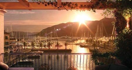 Montenegro ya tiene puerto de lujo