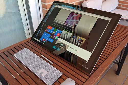 Microsoft Surface Studio 2, análisis: la pantalla abatible lo conquista todo en un equipo caro pero irresistible