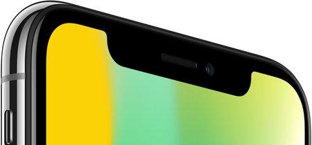 El 'notch' del iPhone X acabará llegando a los móviles Android, afirman en Bloomberg