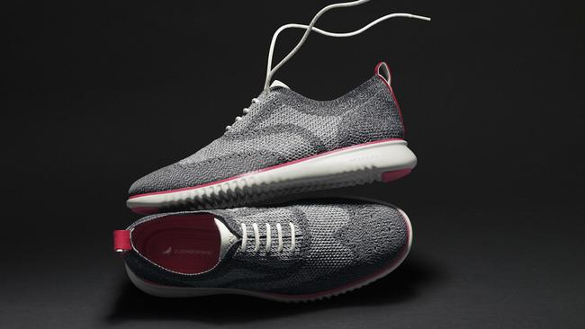 Un sneaker con cara de brogue: así es lo nuevo de Cole Haan junto a Jeff Staple