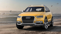 "Audi Q3 Jinlong Yufeng, un ""KiteSUV"""