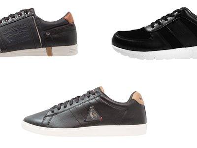 Black Friday 2017 en Zalando: tres zapatillas de vestir desde 37,45 a 45 euros de Levi's, Ralph Lauren y Le Coq Sportif