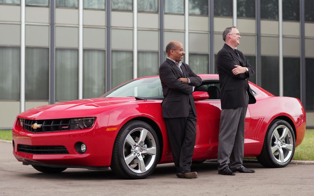 Foto de 2010 Chevrolet Camaro (20/56)