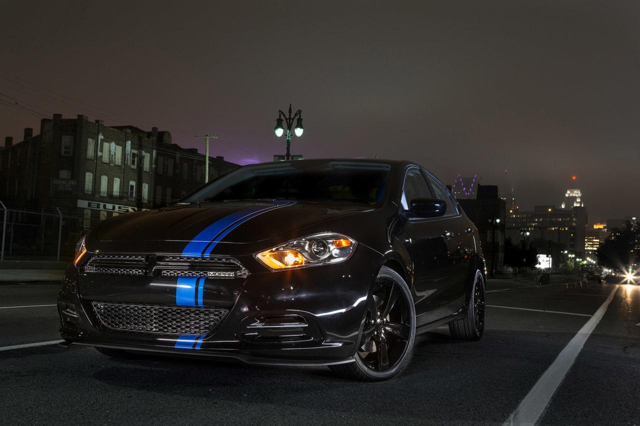 Foto de 2013 Dodge Dart por Mopar (9/12)