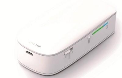 TP-LINK MR3050, router WiFi 3G/4G con batería incorporada