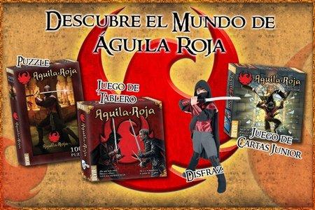 Juegos Aguila Roja