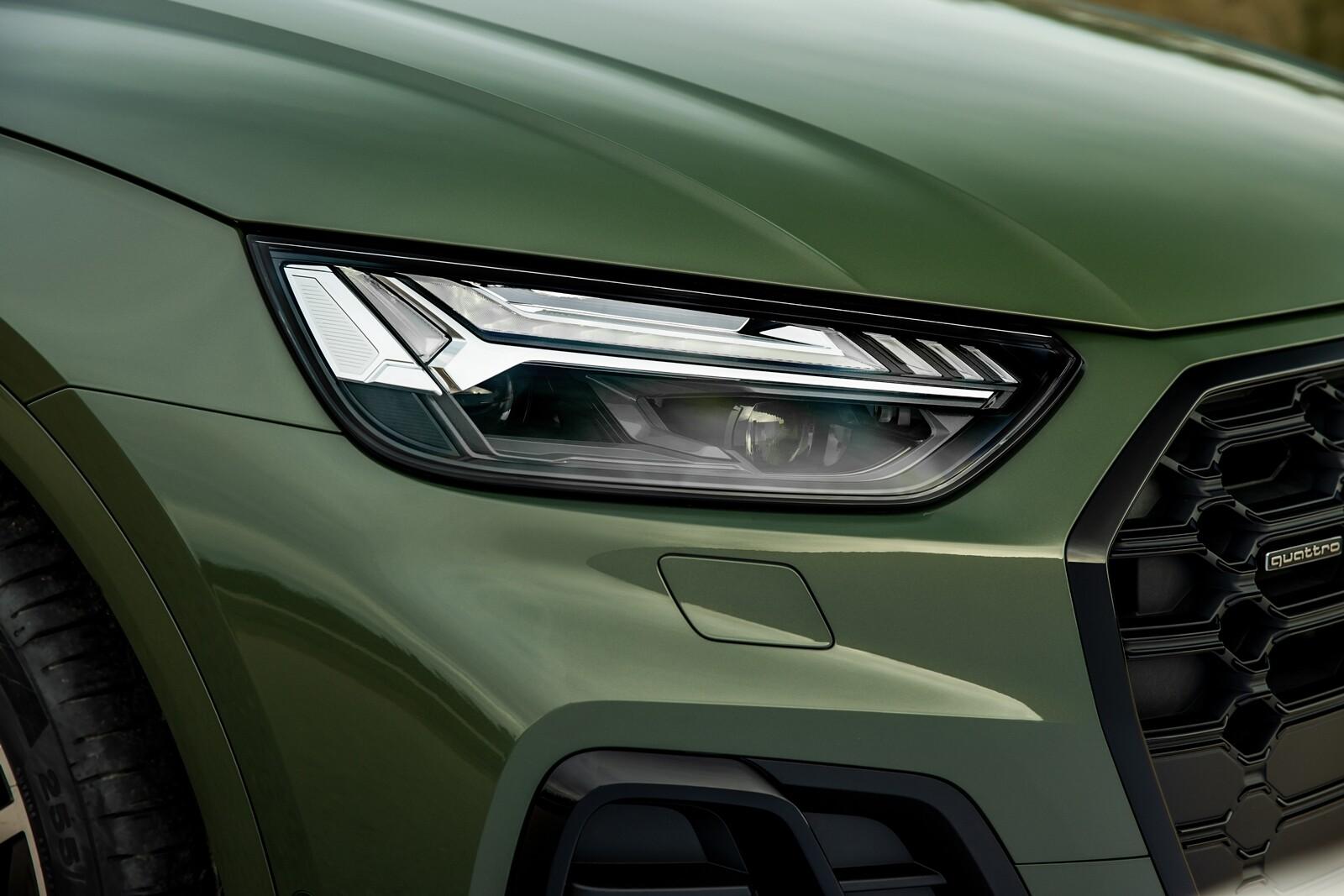 Foto de Audi Q5 2020, prueba (33/52)