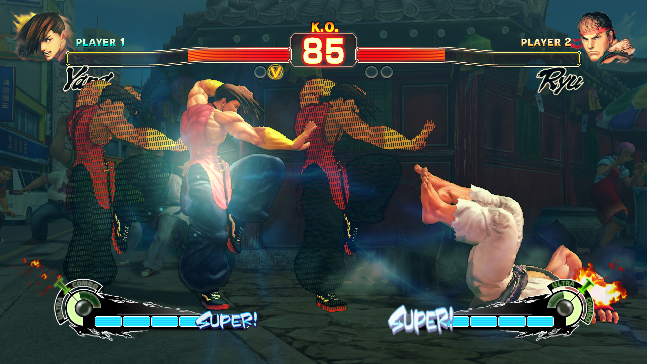 Foto de Super Street Fighter IV Arcade Edition [Abril 2011] (9/16)