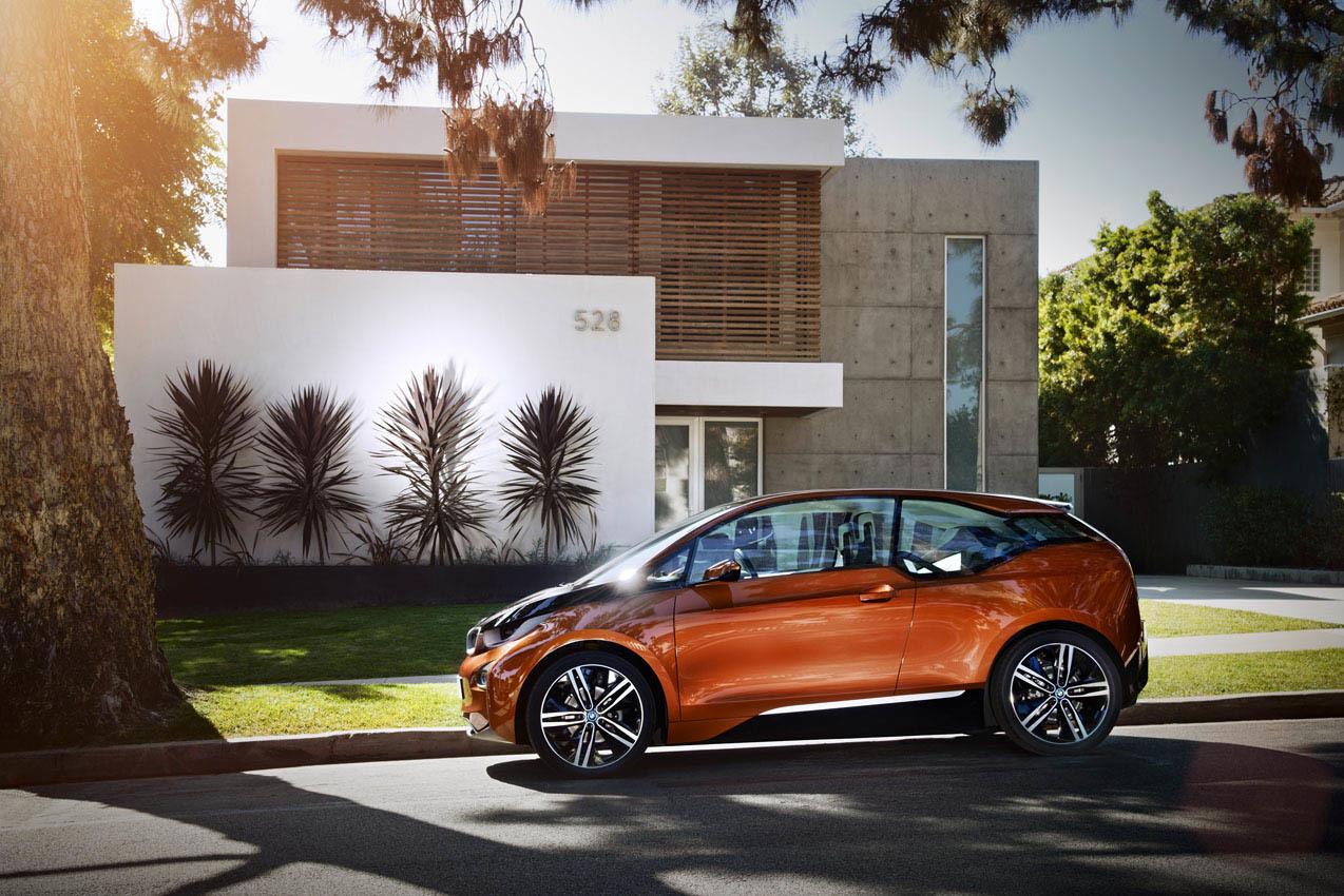 Foto de BMW i3 Concept Coupé (9/25)