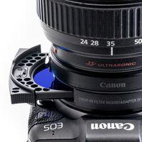 Kolari presenta una nueva línea de filtros para el sistema de adaptador EF-RF con filtro trasero de Canon