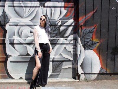 Así se enfrentan las influencers a la ola de calor: una nueva tendencia en pantalones ha nacido