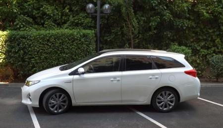 El Toyota Auris Touring Sports Hybrid a prueba (I): A mi familia le encanta