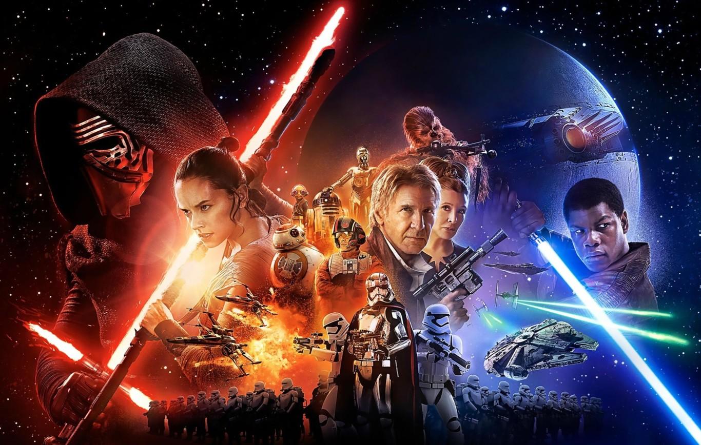 Star Wars El Despertar De La Fuerza La Película