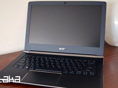 Acer Aspire S 13, análisis: potente y atractivo ultrabook a un precio competitivo