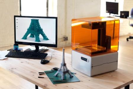 Formlabs y su impresora 3D económica buscan financiación