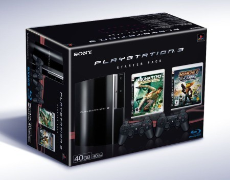 Nuevo Starter Pack de PS3