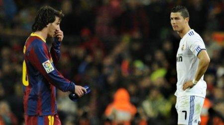 Messi y Cristiano Ronaldo rivales también en las Redes Sociales