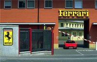 Los trabajadores de Ferrari, en huelga