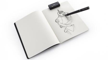 Inkling digitaliza tus dibujos en papel