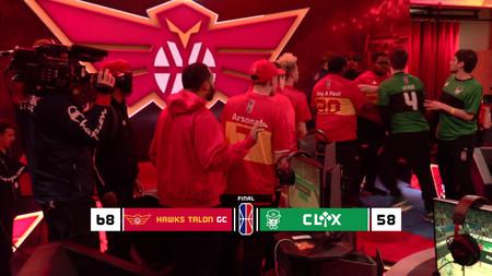Los dos jugadores que estuvieron a punto de pegarse en NBA 2KLeague reciben una suspensión insuficiente de parte de la liga