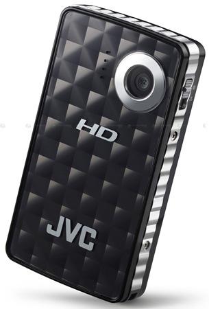JVC Picsio GC-FM1, nueva videocámara de bolsillo